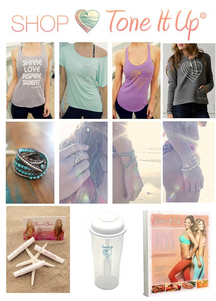 Shop Tone It Up!