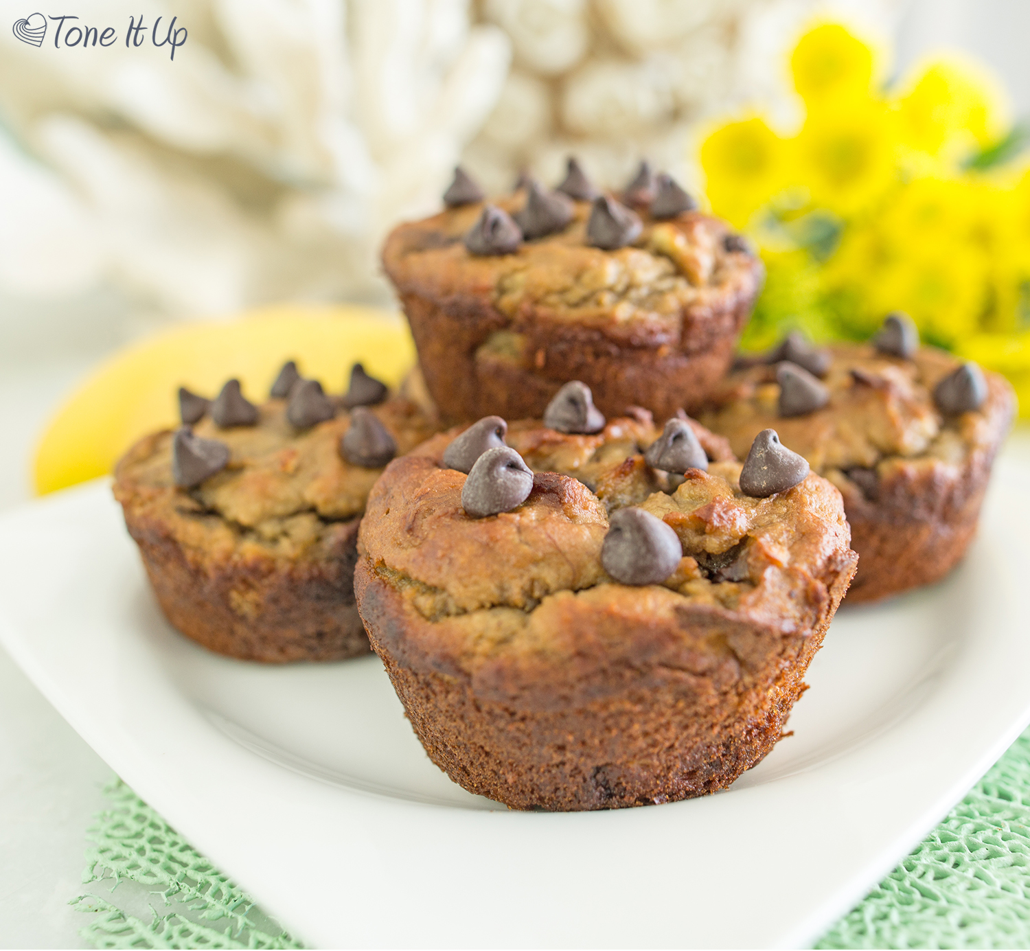 Banana-muffin-chocolate-healthy-protein-tone-it-up