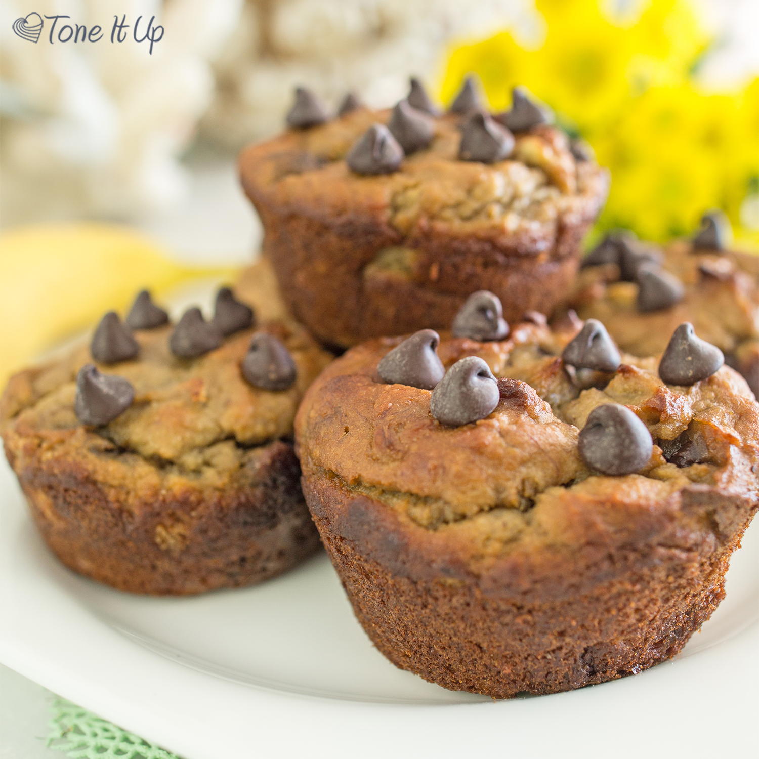healthy-chocolate-banana-perfect-fit-protein-muffins