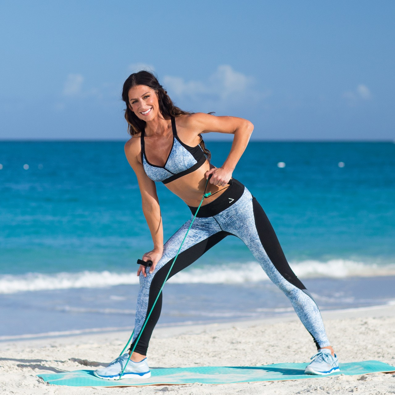 karena-workout-beach-bikini-series-