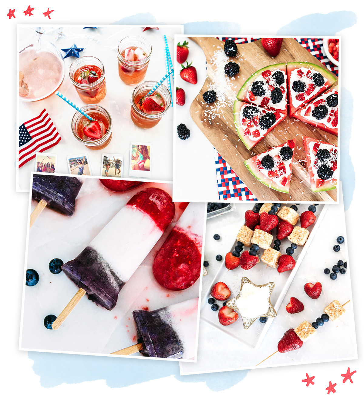 4th of july healthy recipes