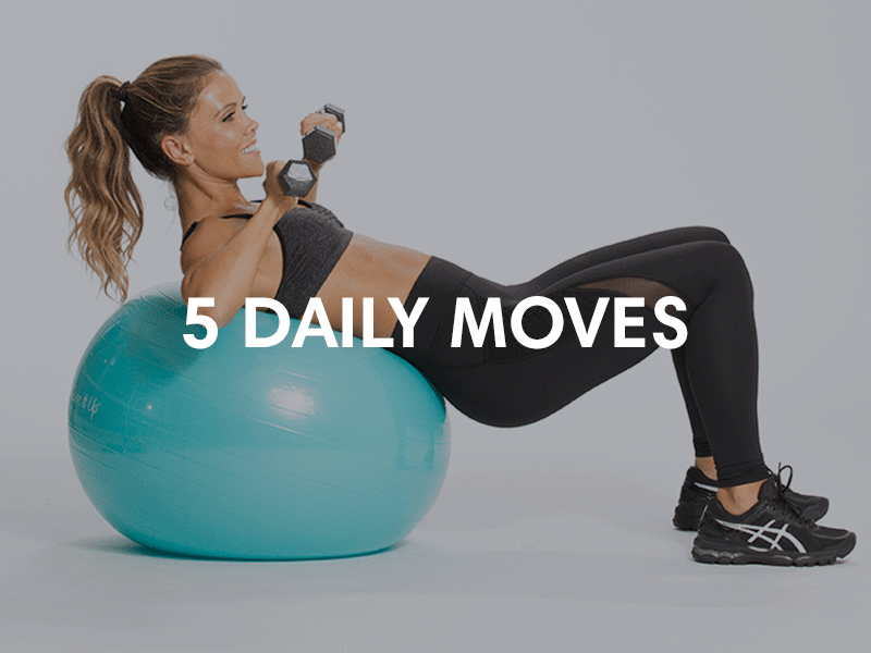 tone it up daily workout wednesday