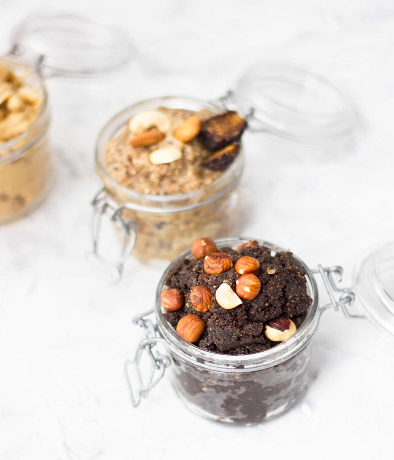 Tone It Up Healthy Homemade Nut Butters