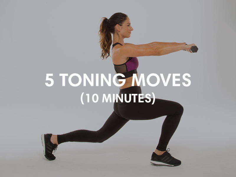 tone it up weekly schedule toning moves