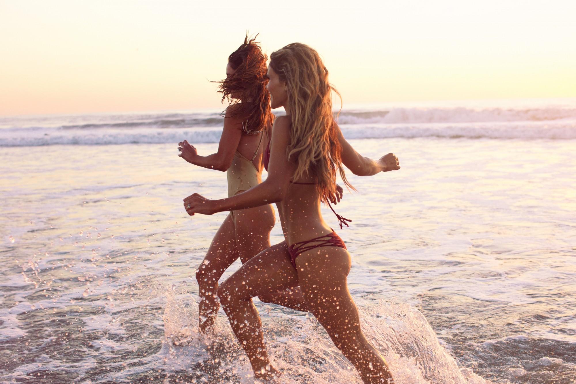 tone it up karena katrina beach run