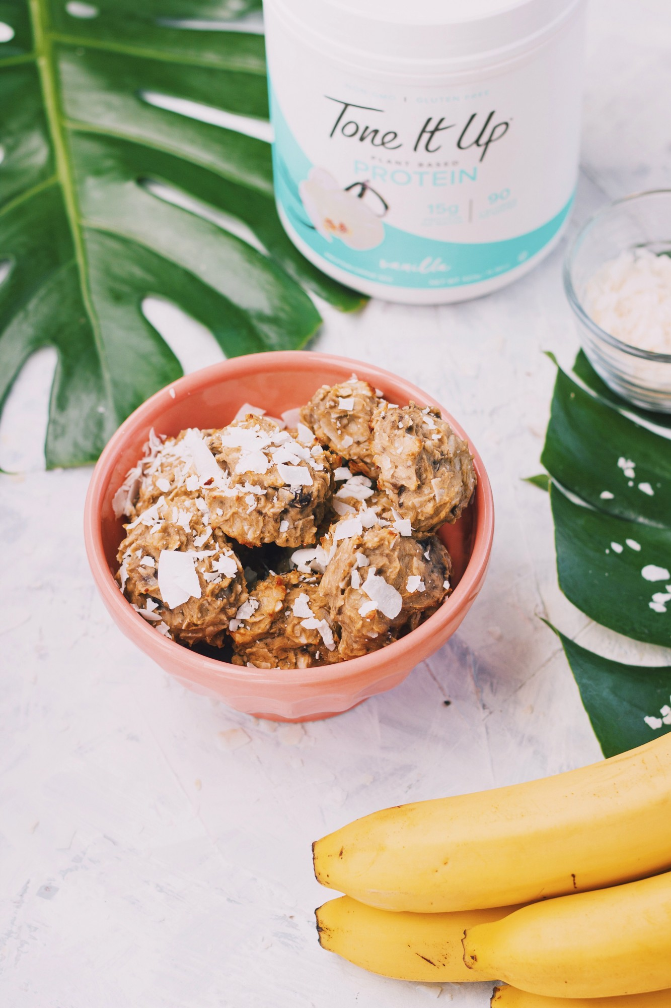 Tone It Up 7 Day Slim Down Healthy Cookie Recipe
