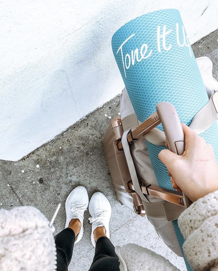 Healthy travel tips from Tone It Up