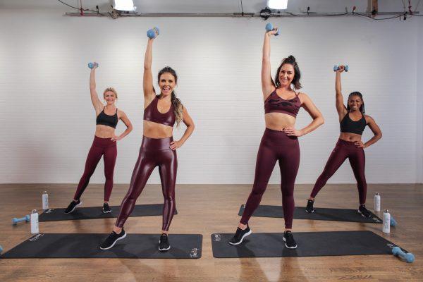Total Body Rock - Best of 2019 Tone It Up App Workouts