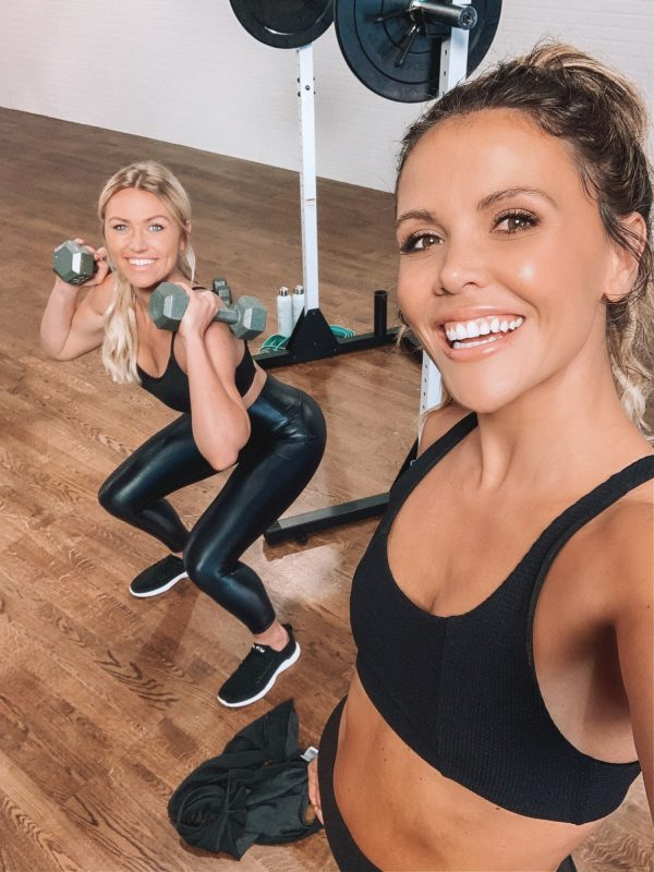 Tone It Up Strength - Katrina and Chyna