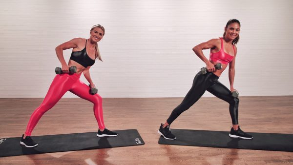 Chest + Back Burner Workout - Love Your Body