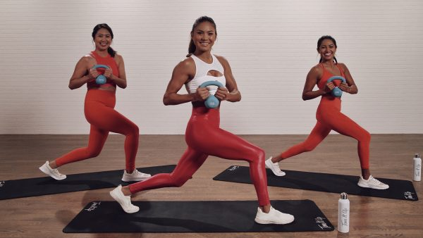 Kettle Core Workout - Tone It Up Love Your Body