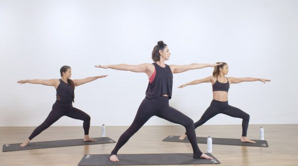 Warrior II - Best Yoga Poses Love Your Body