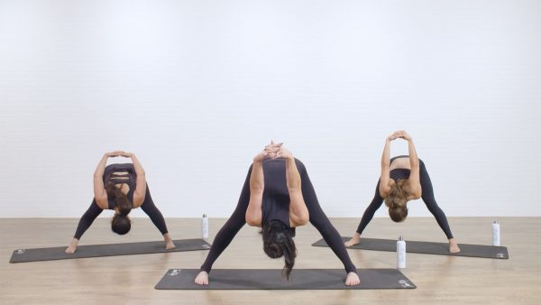 Wide-Legged Forward Fold - Best Yoga Poses Love Your Body