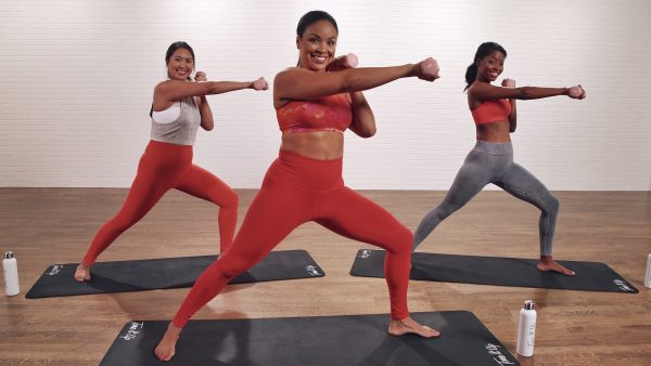 Yoga Boxing Babe - Love Your Body Series