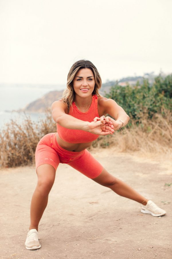Tori Lunge - Knee Pain Exercise Modifications
