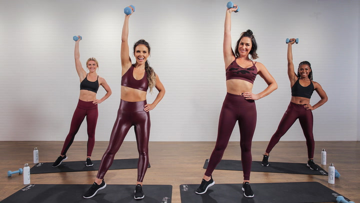 Tone It Up Workouts