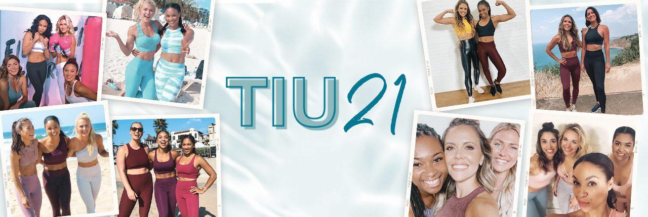 TIU21 21 Day Fitness Program Tone It Up