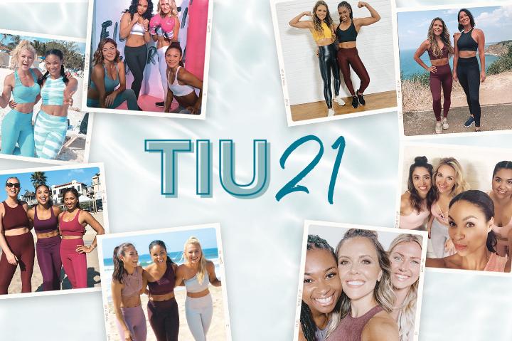 TIU21 Tone It Up 21 Day Fitness Program